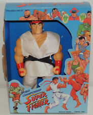 Ultra Scarce RYU Vintage STREET FIGHTER Comic Book Figure Import Doll MINT MIB