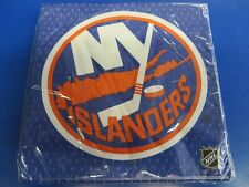 New York Islanders NHL Pro Hockey Sports Banquet Party Paper Luncheon Napkins