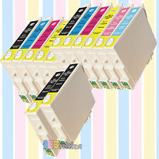 14 PACK 48 ink for Epson Stylus Photo R300 R300M R320 R340