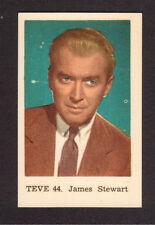 James Stewart Vintage Card from Sweden #TEVE44