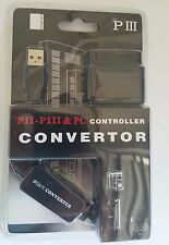 PS2 Playstation 2 USB Controller Converter for use on Playstation 3 PS3 Console