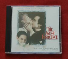 The Age of Innocence - OST Soundtrack CD - music by Elmer Bernstein - Scorsese