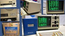 Rare Sanyo MBC-2000 Z-80 Business  Computer  Great Condition for Museum!!!