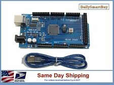 MEGA 2560 R3 Board ATmega2560-16AU CH340G + USB Cable for Arduino