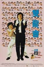 TWIN DRAGONS Movie POSTER 27x40 Hong Kong Jackie Chan Maggie Cheung Anthony Chan