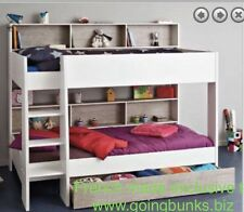 Single Bunk KIDS 2 X Beds With Under Drawer NEW Design Made In France !! Save $$