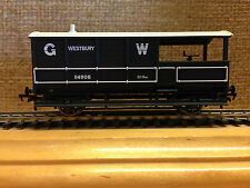 Bachmann 30-080 G.W. 20T Toad Brake Van Grey Westbury New Ex Set - T48 Post