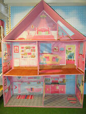 BARBIE SIZE CALEGO 3D IMAGINATION TRADITIONAL DOLL HOUSE