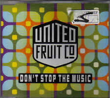 United Fruit Co-Dont Stop The Music cd maxi single