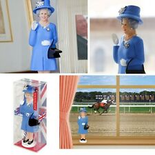 Kikkerland solar Queen derby Edition nuevo/en el embalaje original solar Queen Elizabeth reina UK