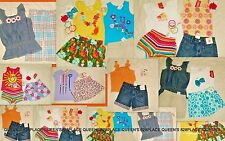 Nwt Gymboree Lot girls size 4 4T Spring summer shorts top set outfit TCP new