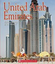 Enchantment of the World: United Arab Emirates by Barbara A. Somervill (2016,...
