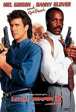 Lethal Weapon 3 (DVD, 1997) - New