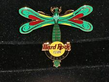 Hard Rock Cafe Osaka Dragonfly Guitar 2004 400 Limited.Edition Pin