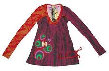 DESIGUAL Belle tunique shirt coloré taille xs = FR 34