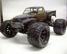 '50s Chevy Custom Paint ARRMA Granite 1/10 RC MONSTER TRUCK WATERPROOF 30+MPH