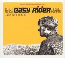 Easy Rider Expanded Original Soundtrack CD Steppenwolf Jimi Hendrix  the who