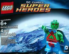 LEGO DC Comics Super Heroes Martian Man Hunter RARE PROMO SET  Sealed in Bag