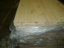 2 LAMINATED PINE PANELS BOARDS 2400MM X 600MM X18MM