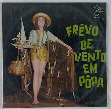 Frevo de Vento em Popa - 60's Brazil Mocambo LP 40240 VG++