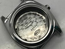 VINTAGE ROLEX BUBBLEBACK 2940 SS CASE SPARE / PARTS