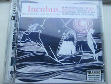 Incubus - Monuments and Melodies (2009)  2CD  NEW  SPEEDYPOST
