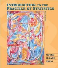 Introduction to the Practice of Statistics wCD-ROM