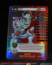 DRAGON BALL Z TCG DBZ PANINI CARD CARDDASS PRISM CARTE S20 FRIEZA RAINBOW PRIZM