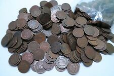 (50) 1880-1899 Indian Head Penny ROLL // Good+ // ALL 1800's + BONUS