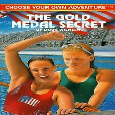 The Gold Medal Secret (Choose Your Own Adventure(R))-ExLibrary