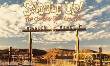 Saddle Up Cowboy Renaissance Various Artists Cassette Rounder Records 1996