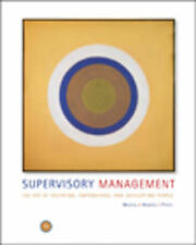 Supervisory Management: The Art of Inspiring and Developing-ExLibrary