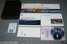 2001 BMW M3 Convertible Owners Manual - SET w/Radio Manual