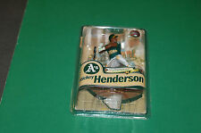 Mcfarlane Rickey Henderson Oakland A's Athletics collector jersey number 24 rare