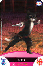 Carte CORA Dreamworks n° 97/112 - KITTY