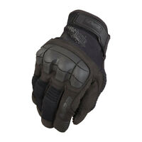 Mechanix Wear M-Pact 3 Duty Ultra Knuckle Protection Gloves - All Sizes - Black