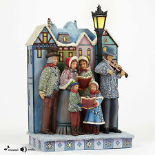 Jim Shore Christmas Musical Masterpiece Victorian Carolers Figurine 4047676