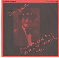 DEAN MARTIN--LITTLE LP-PICTURE SLEEVE + 45+STRIPS---PS--PIC--SLV