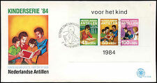 Netherlands Antilles 1984 Child Welfare FDC First Day Cover#C26763
