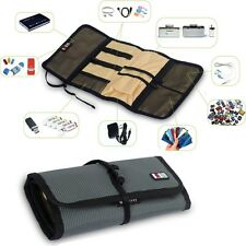 Case for Hard Drive flash Drive SD Memory Card Cables Earphone Travel Gift Carry