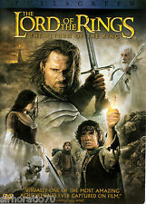 LORD OF THE RINGS The Return Of The King 2 Disc DVD Set  R4 Fullscreen