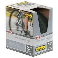 "BELL SPORTS ROAD BIKE TIRE WITH KEVLAR 27"" X 1.25"" NEW"
