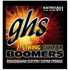 GHS Boomers Electric Guitar Strings GB7MH 7-string set 11-64