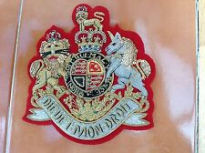 Foot Guards Warrant Officer 1 RSM big badge. Home Service tunic. Grenadiers.