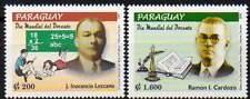 PARAGUAY 2001. Journée de l'Enseignant (2)