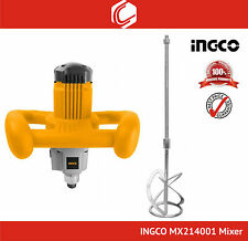 INGCO MX214001 Paint / Cement Mixer - 1400W | 2speed.