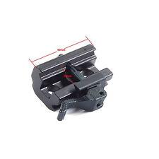 Cam Lock QD Bipod Sling Adapter for Picatinny Quick Detach Weaver Rails Hot CL