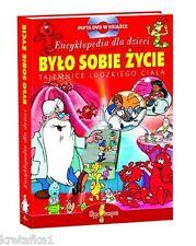 Było sobie życie. Encyklopedia dla dzieci (DVD) - POLISH RELEASE - NEW - SEALED