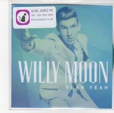 (DL480) Willy Moon, Yeah Yeah - DJ CD