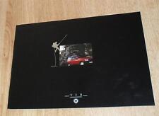 Lancia Y10 Brochure 1989 - GTI LX IE Fire